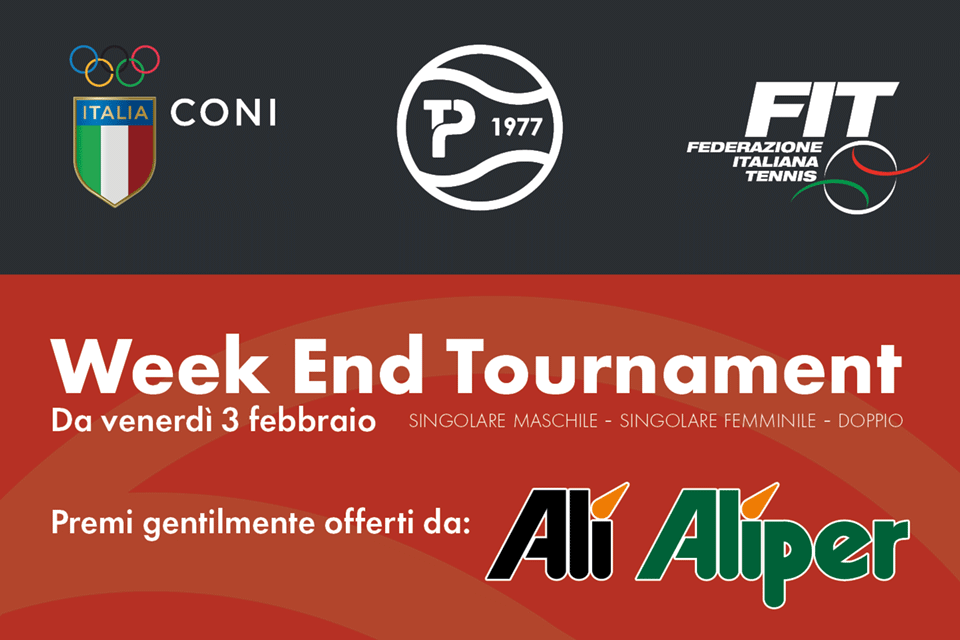 Week End Tournament 2019