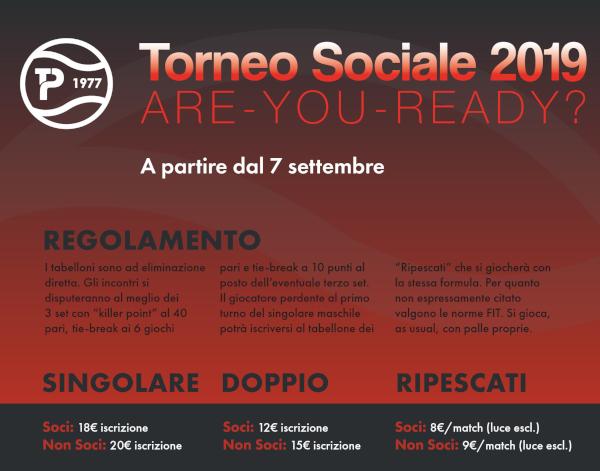 Torneo Sociale 2019